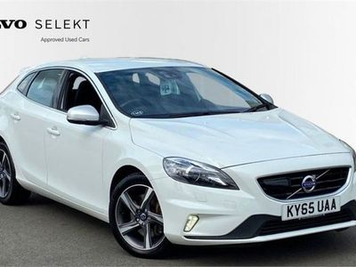 used Volvo V40 D3 R-Design Lux Nav Automatic