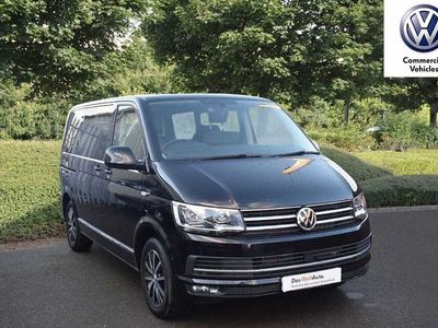 used VW Caravelle Bus 2.0TDI 150PS SWB Executive BMT Bus Auto 5-Door