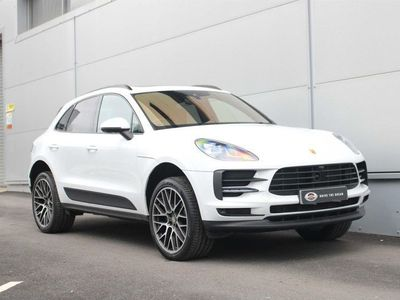 used Porsche Macan 2.0T PDK 4WD s/s 5dr
