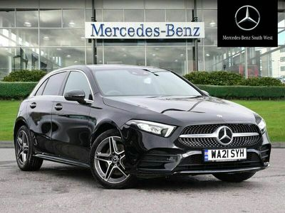 used Mercedes A250 A-Classe AMG Line Premium 1.3 5dr