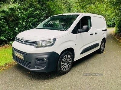 used Citroën Berlingo M DIESEL