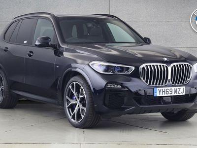used BMW X5 xDrive40i M Sport