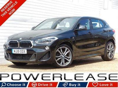 used BMW X2 2.0 SDRIVE20I M SPORT 5d 190 BHP HEATED SEATS SAT NAV P/SENSORS