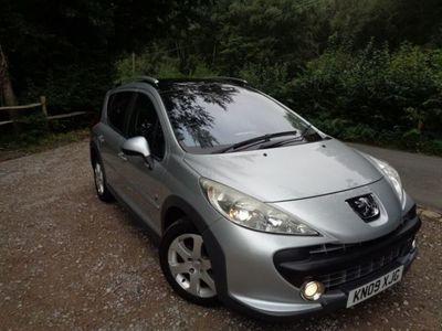 used Peugeot 207 Outdoor 207 1.6 SW 5d 118 BHP