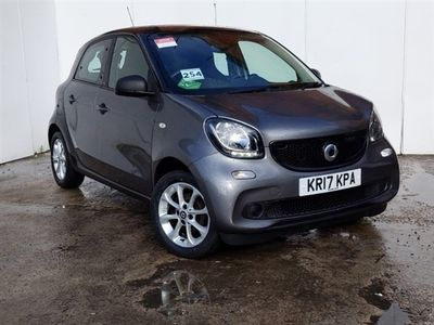 used Smart ForFour 0.9 Turbo Passion Premium 5dr