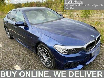 used BMW 540 5 Series 3.0 i M Sport Auto xDrive (s/s) 4dr