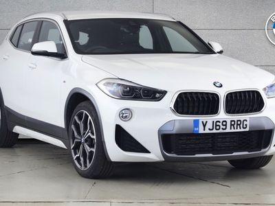 used BMW X2 sDrive18d M Sport X