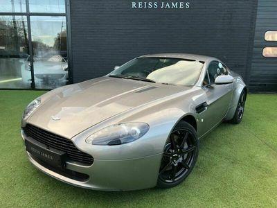 used Aston Martin V8 Vantage 4.33d 380 BHP 3-Door