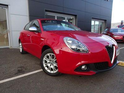 used Alfa Romeo Giulietta 1.4 TB MultiAir Super (s/s) 5dr