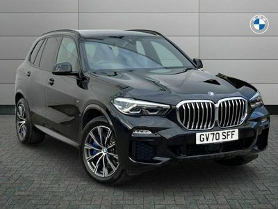 used BMW X5 3.0 45e 24kWh M Sport Auto xDrive (s/s) 5dr