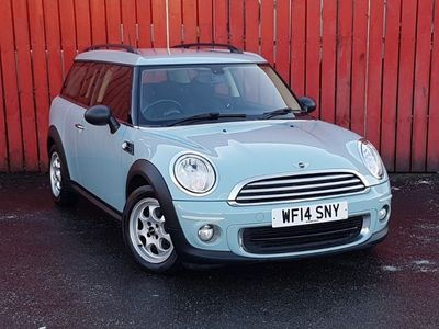 used Mini One Clubman Estate 1.6 5dr Auto [Pepper Pack]