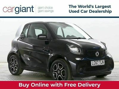 used Smart ForTwo Coupé 0.9 Prime (89bhp) (Premium)(s/s) Twinamic