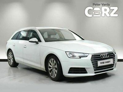 used Audi A4 2.0 TDI Ultra SE 5dr
