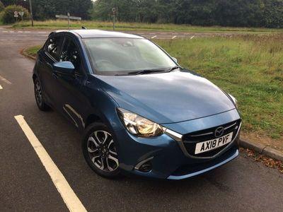 used Mazda 2 1.5 Sport Nav+ 5dr