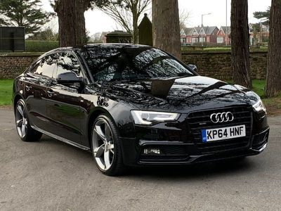 used Audi A5 TDi 177 Quattro S tronic Auto Start-Stop S Line 2.0 5dr
