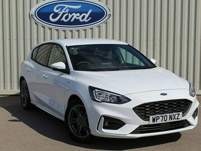 used Ford Focus 1.0T EcoBoost MHEV ST-Line Edition (s/s) 5dr