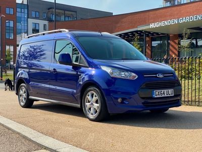 used Ford Transit Connect ** No VAT** 1.6 TDCi 240 Limited Van L2, 2014, Van, 44000 miles.