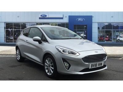 used Ford Fiesta 1.0 EcoBoost 125 Titanium 3dr