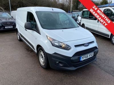 used Ford Transit Connect 1.5 210 P/V 74 BHP, 2016 (66)