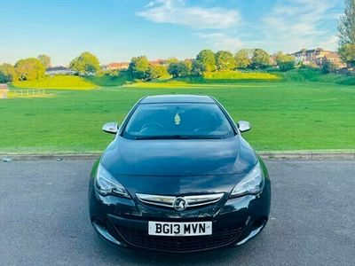 used Vauxhall Astra GTC Coupe 2.0 CDTi 16V Sport 3d