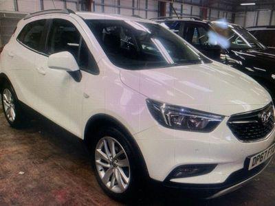 used Vauxhall Mokka X 1.4i Turbo ecoTEC Active SUV 5dr Petrol (s/s) (140 ps)