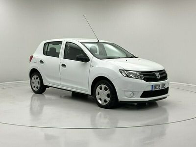 used Dacia Sandero 0.9 TCe Ambiance 5dr [Start Stop]