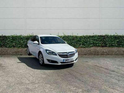 used Vauxhall Insignia 1.6 CDTi SRi 5dr [Start Stop] Hatchback