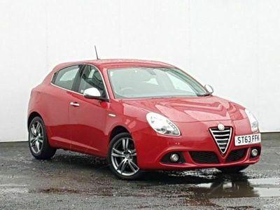 used Alfa Romeo Giulietta 1.4 TB MultiAir Distinctive 5dr