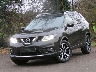 used Nissan X-Trail 1.6 dCi Tekna XTRON (s/s) 5dr