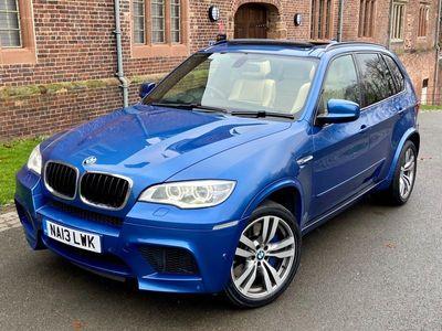 used BMW X5 M 4.4i V8 Auto 4WD 5dr