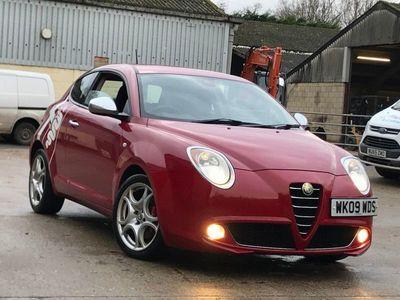 used Alfa Romeo MiTo 1.4 TB MultiAir Veloce Hatchback 3dr Petrol Manual (153 g/km, 155 bhp)