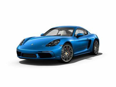 used Porsche 718 Cayman S