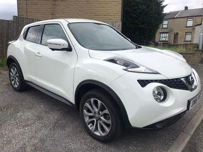 used Nissan Juke 1.5 dCi Tekna (s/s) 5dr