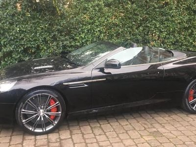 used Aston Martin DB9 5.9 Volante Touchtronic II 2dr (2+2)
