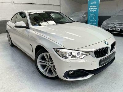 used BMW 420 i SPORT COUPE AUTOMATIC USED