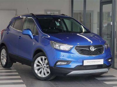 used Vauxhall Mokka X 1.4T Ecotec Elite 5Dr