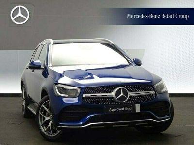 used Mercedes E300 GLC GLC d 4Matic AMG Line Premium Pls 5dr 9G-Tronic