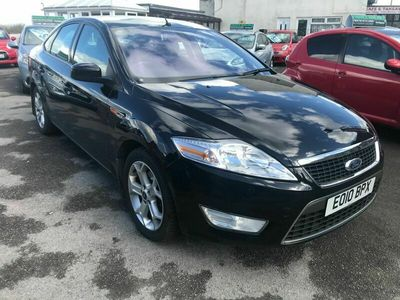 used Ford Mondeo 2.0 TDCi Zetec 4dr