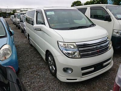 used Nissan Elgrand Highway-Star