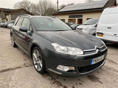 used Citroën C5 2.0HDi 16V Exclusive [160] 5dr, 2014 ( )