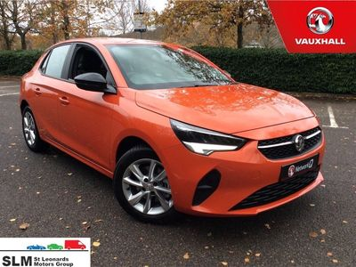 used Vauxhall Corsa 1.2 Turbo SE Nav Premium 5dr Auto