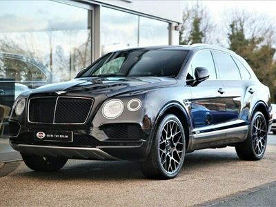used Bentley Bentayga 4.0d V8 Auto 4WD (s/s) 5dr 5 Seat MULLINER SPEC|PAN ROOF SUV 2018