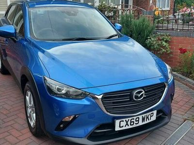 used Mazda CX-3 2.0 SKYACTIV-G SE-L Nav+ Auto (s/s) 5dr