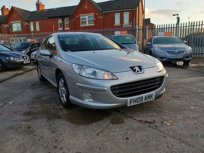 used Peugeot 407 1.6 HDi Sport 4dr