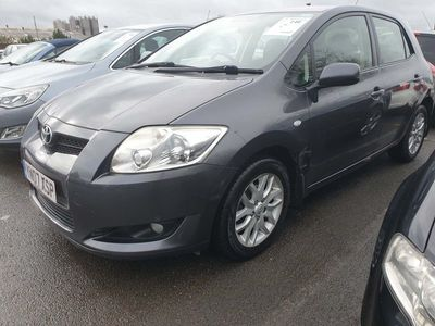 used Toyota Auris 1.6 TR Multimode 5dr