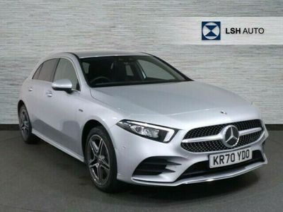 used Mercedes A250 E AMG LINE PREMIUM