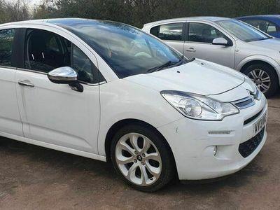 used Citroën C3 1.2 VTi Selection 5dr