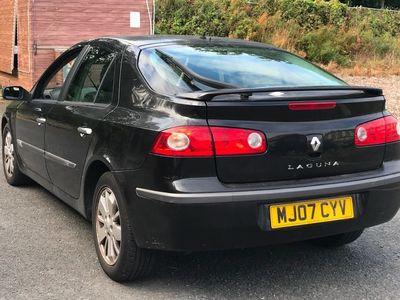 used Renault Laguna 2.0 dCi Dynamique Navigation 5dr
