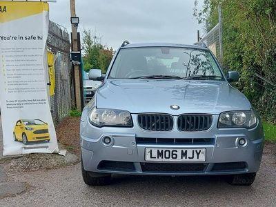 used BMW X3 d SE 2.0 5dr