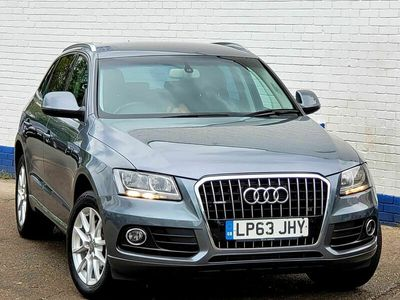 used Audi Q5 2.0 TDI SE quattro (s/s) 5dr